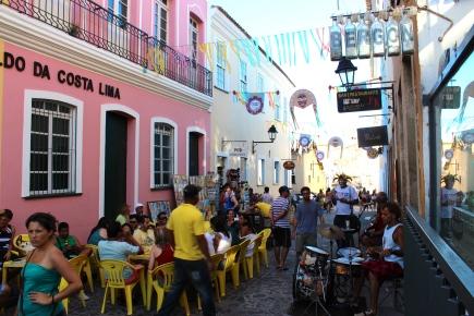 Lively Salvador