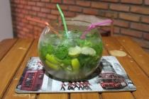 Fishbowl Mojito