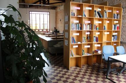 Hub library