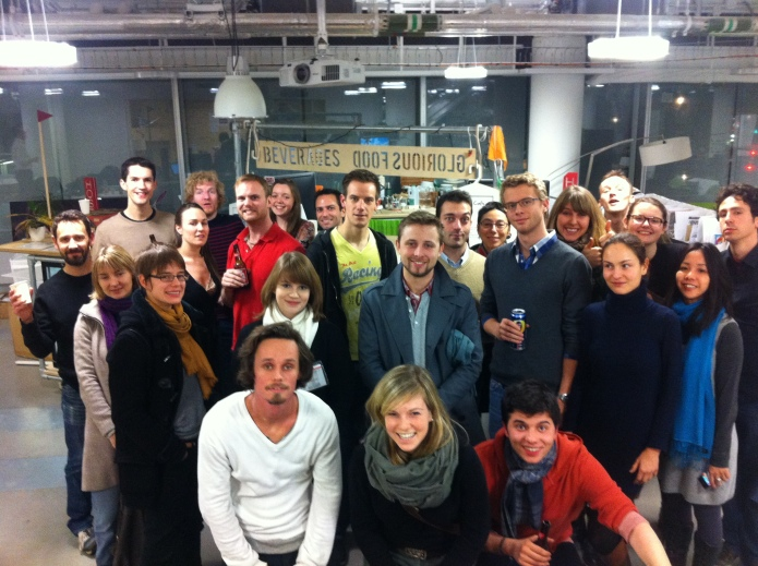 Coworking tour for startups