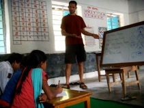 Peace boat richard brownsdon paying to volunteer nepal in nepal i chose to join a small ngo that offered me the experience of helping a small school with its english education solutioingenieria Choice Image