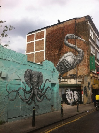 Street Art in Brick Lane