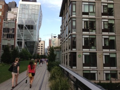 Walking the Highline