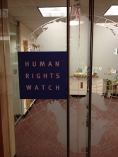 The HRW Office