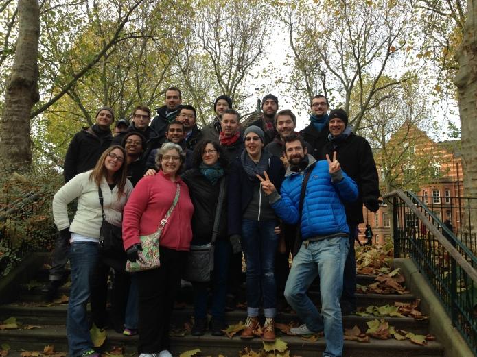 Richard and the WordPress Team