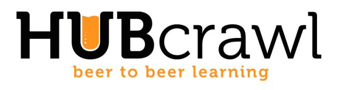 Hubcrawl Logo