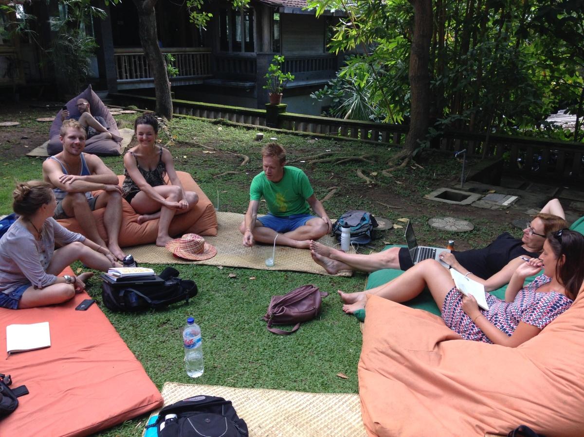 Tribe Meetings